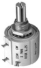 Multiturn-Draht-Potentiometer, 3-Turn, 22,2mm